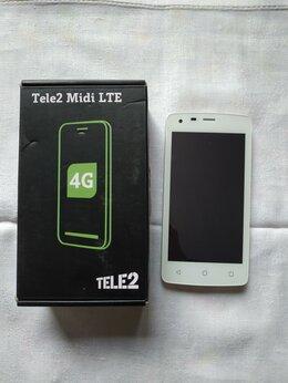 Мобильные телефоны - Смартфон Tele2 Midi LTE, 0