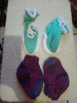 Обувь для малышей - Пинетки Детские 2 Пары, 0