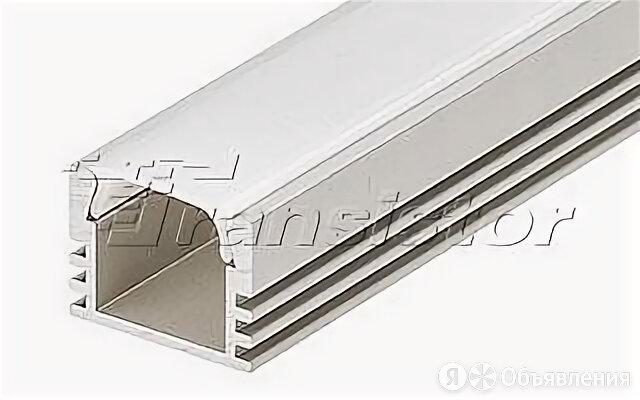 Профиль накладной [2 м] Arlight PDS-S-2000 ANOD 012095 по цене 503₽ - Шнуры, плафоны и комплектующие для светильников, фото 0