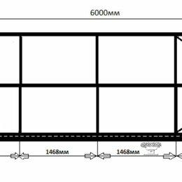 Готовые строения - Откатные ворота, 0