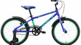 """Велосипеды - Подростковый велосипед WELT Dingo 20"""" (2021), 0"""