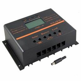 Солнечные батареи - Контроллер заряда для солнечных батарей S80A 80A, 0