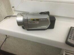 Видеокамеры - Sony DCR-SR200, 0
