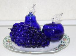 Статуэтки и фигурки - Стеклянные фрукты , 0
