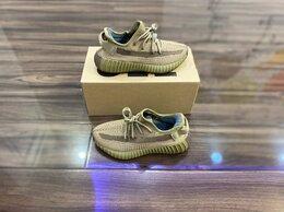 Кроссовки и кеды - Кроссовки Adidas Yeezy Boost 350 V2 Brown , 0