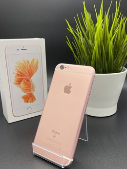 Мобильные телефоны - IPhone 6s 64GB Rose Gold, 0