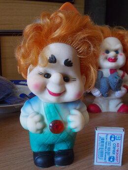 Куклы и пупсы - игрушка  КАРЛСОН который живет на крыше,  СССР , 0