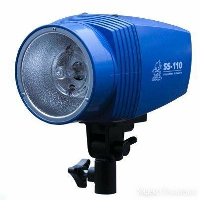 Ведомая вспышка GRIFON SS-110 (110 Дж) Импульсный студийный свет. по цене 4599₽ - Осветительное оборудование, фото 0