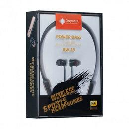 Наушники и Bluetooth-гарнитуры - Беспроводные наушники deepbass DW-29, 0