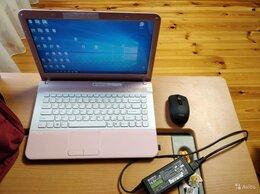 "Ноутбуки - SONY VAIO    14.4 "" розовый, 0"