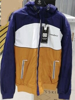 Куртки - Ветровка Ombre новая, 0