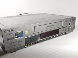 Видеомагнитофоны - Топовый Hi-Fi VHS Sony SLV-SF99EN, 0