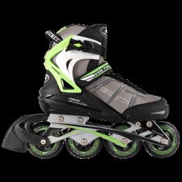 Обувь для спорта - Ролики Tech Team Voltage р.40 зеленый, 0