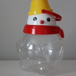 Подарочная упаковка - Снеговик - упаковка новогоднего подарка, 0