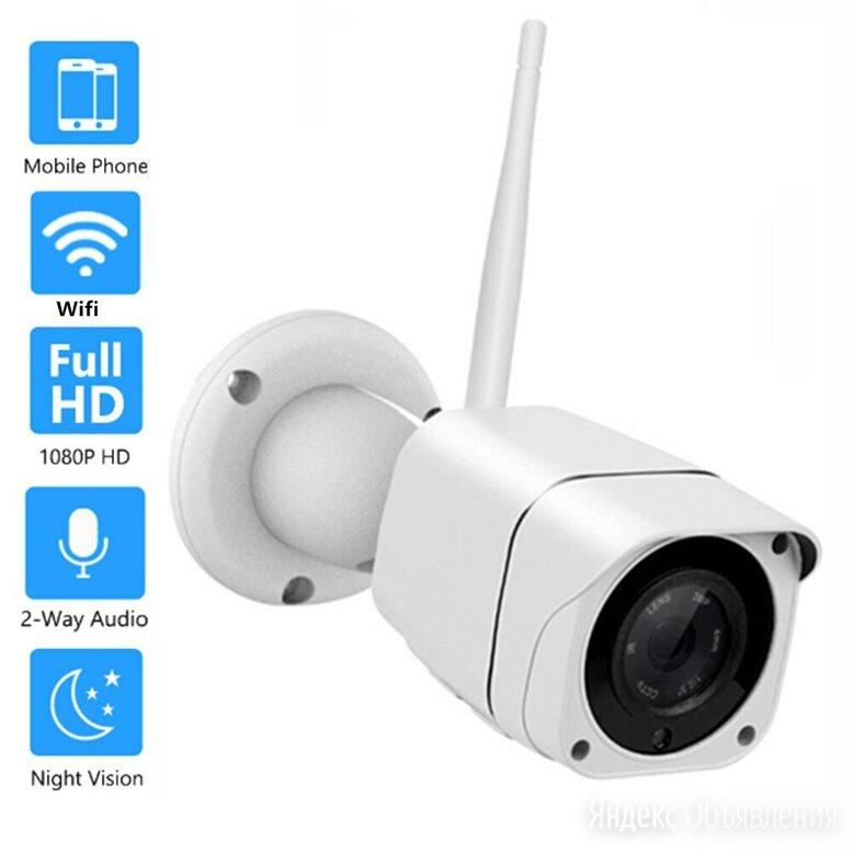 "Видеокамера IP уличная Триколор SCO-1,1/2,7"", 2 Mpix,HD,WIFI (Новинка) по цене 4990₽ - Камеры видеонаблюдения, фото 0"