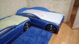 Кроватки - Кровать машина, 0