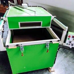 Прочие станки - Вакуумная формовочная машина для изделий из пластика, 0