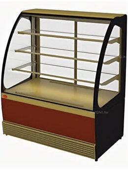 Холодильные витрины - Холодильная витрина Veneto VS-1,3 (краш.) , 0