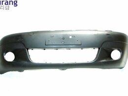Кузовные запчасти - Бампер передний Daewoo Matiz, 0