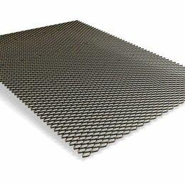 Комплектующие водоснабжения - Просечно-вытяжной лист ПВЛ-508 1 х 1,1 м, 0