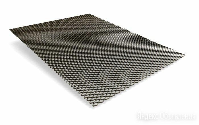 Просечно-вытяжной лист ПВЛ-508 1 х 1,1 м по цене 2388₽ - Железобетонные изделия, фото 0