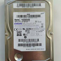 Внутренние жесткие диски - Жесткий диск для пк на 500 GB Samsung в идеале, 0