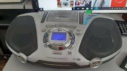 Музыкальные центры,  магнитофоны, магнитолы - Бумбокс, 0
