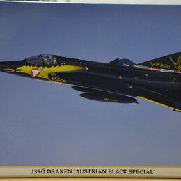 Модели - Сборная модель 1\48 Самолёт J-35-O Draken., 0