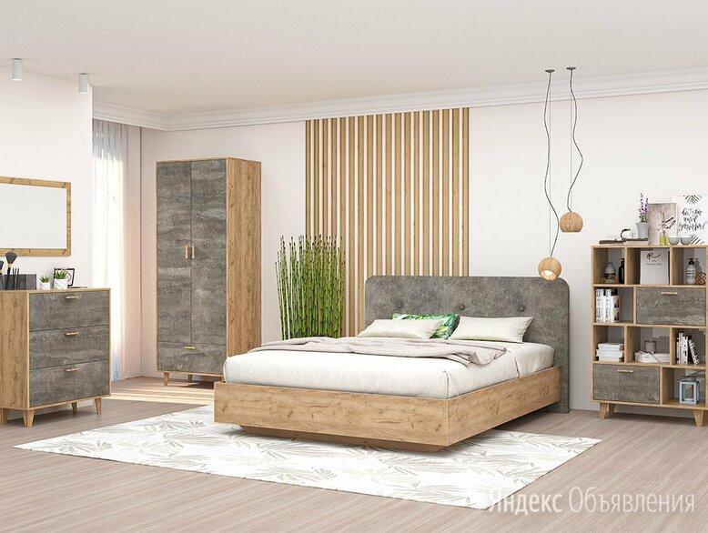 Спальня МС ЭГО набор 3 по цене 42660₽ - Кровати, фото 0