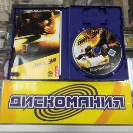 Игры для приставок и ПК - Driver 3 (PS2), 0