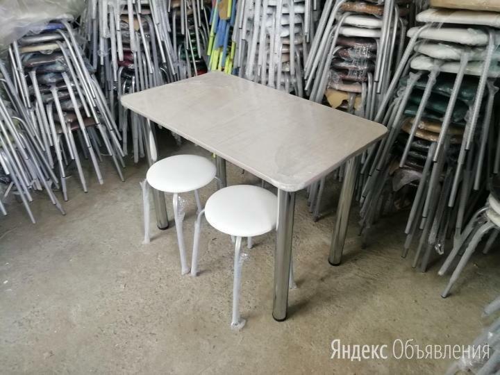 Кухонный набор (стол и табуретки) по цене 3300₽ - Столы и столики, фото 0