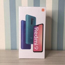 Мобильные телефоны - Xiaomi Redmi 9 3+32GB NFC НОВЫЙ ГАРАНТИЯ ГОД, 0