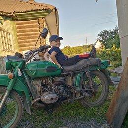 Мототехника и электровелосипеды - Мотоцикл урал 1000 кубов, 0