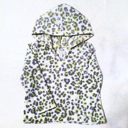 Толстовки - Толстовка на 92-98 см флисовая на девочку, 0