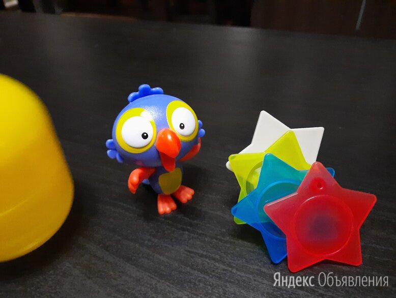 Игрушка из Kinder Surprise Maxi по цене 100₽ - Киндер-сюрприз, фото 0
