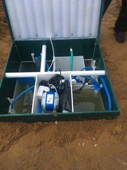 Септики - Монтаж автономной канализации зимой по всей…, 0