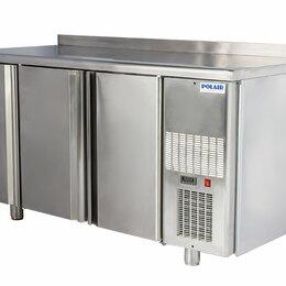 Мебель для учреждений - Стол холодильный TM3-G, (-2...+10C) 1628х605х850(910) мм, Полаир, 0
