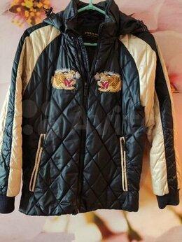 Куртки и пуховики - Куртка для мальчика р.152 демисезон, 0