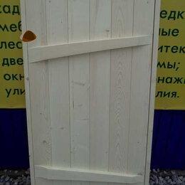 Двери - Дверной блок банный (осина), 0