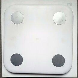 Напольные весы - Умные весы Xiaomi Mi Body Composition Scale, 0
