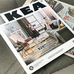 Прочее - Бумажные каталоги Икеа 2010-2017 годов, 0
