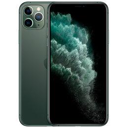 Мобильные телефоны - 🍏 iPhone 11 Pro max темно-зеленый , 0