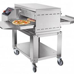 Жарочные и пекарские шкафы - Конвейерная печь для пиццы ПЭК-400 Abat, 0