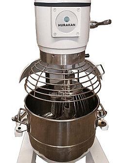 Промышленные миксеры - Миксер планетарный Hurakan HKN-IP50FZ, 0
