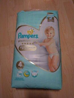 Подгузники - Подгузники-трусики Pamperc premium care 4, 0