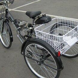 Мототехника и электровелосипеды - Грузовой велосипед с мотором, 0