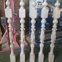 Лестницы и элементы лестниц - Красивые резные балясины и столбы для лестниц., 0