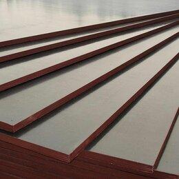 Древесно-плитные материалы - Фанера ламинированная 2440*1220 мм , 0