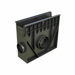 Прочие аксессуары - Пескоуловитель сборный PolyMax Basic  пластиковый 500х160х420 мм, 0