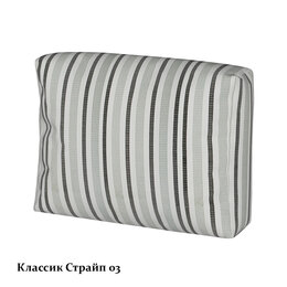 Диваны и кушетки - Классика Страйп 3 чехол подушки, 0